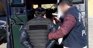 Kasten Öldürme Suçundan Aranan Şüpheli Yakalandı