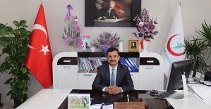 Sağlık Müdürlüğüne Dr. Erol Emre Ömür Atandı