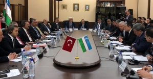 Siirt TSO Başkanı Güven Kuzu, Türkiye-Özbekistan İş Forumu'na Katıldı