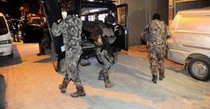 Terör Operasyonlarında: 13 Gözaltı