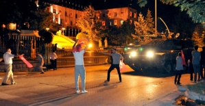 Siirt'te Görevli Albay, Darbe Günü Genelkurmay'da Oluşunu İzah Edemedi