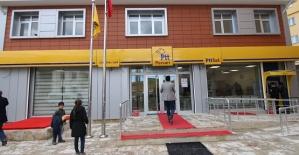 Pervari'de Modern Yeni PTT Hizmet Binası Hizmete Girdi