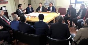 Veysel Karani Kentsel Dönüşüm Projesi Ankara'da Masaya Yatırıldı