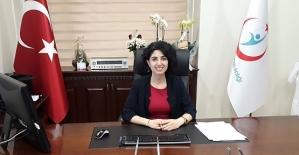Başhekim Uz. Dr. Şeyda Kayhan'dan 14 Mart Tıp Bayramı Mesajı
