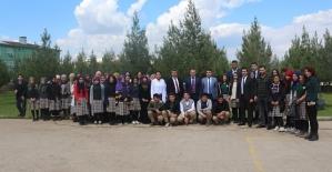 Başkan Karaatay, Öğrencilerle Bir Araya Geldi