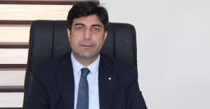 Kızılay Şube Başkanı Yener Tanık, 14 Mart Tıp Bayramını Kutladı