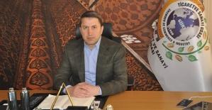 """Siirt TSO Başkanı Güven Kuzu'dan """"8 Mart Dünya Kadınlar Günü"""" Mesajı"""