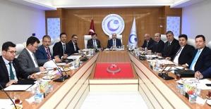 Güneydoğu Anadolu Bölgesi Üniversiteleri Birliği (ÜNİGAP) Kuruldu