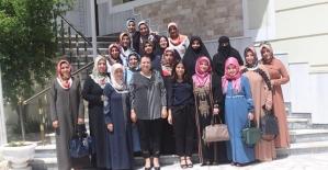 Kuran Kursu Öğretici ve Öğrencilerine Aile İçi Şiddet ve Cinsel İstismar Konularında Eğitim Verildi