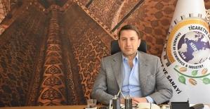 Siirt TSO Başkanı Güven Kuzu, Polis Haftası Nedeniyle Kutlama Mesajı Yayınladı