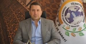 """Siirt TSO Başkanı Güven Kuzu: """"Yeni Nefes Kredisi Kobi'lere Nefes Aldıracak"""""""