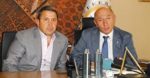 Siirt TSO Meclis Başkanlığı'na Nihat Özdemir Seçildi