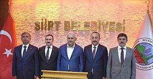 Başbakan Binali Yıldırım, Muhtarlarla Toplantı Yaptı
