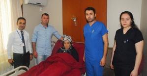 Özel Siirt Hayat Hastanesinde İlk Kez Yapılan Ameliyatla Sağlığına Kavuştu