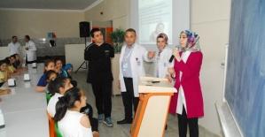 Özel Siirt Hayat Hastanesinden Öğrencilere Yönelik Obezite Eğitimi