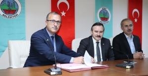 Siirt Belediyesi, VakıfBank İle Protokol İmzaladı