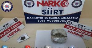 Siirt Merkezli Uyuşturucu Operasyonunda: 20 Gözaltı