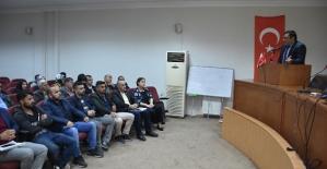 Siirt TSO'da KOSGEB KOBİGEL Destek Programı Tanıtıldı