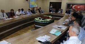 Vali Atik, Başkanlığında Bağımlılıkla Mücadele İl Koordinasyon Kurulu Toplantısı Yapıldı