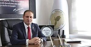 Pervari Belediye Başkanı Tayyar Özcan'ın Kadir Gecesi mesajı