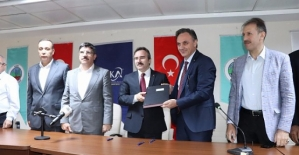 """""""Siirt Eski Çarşıları İyileştirme ve Rehabilitasyon Projesi"""" Hayata Geçiyor"""