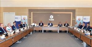 Siirt TSO Başkanı Güven Kuzu, 2. Kez ICC Milli Komite Yönetiminde