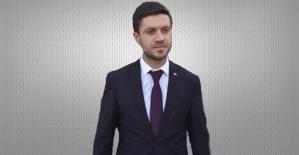 AK Parti Gençlik Kolları Başkanı İbrahim Bedük'ün Kurban Bayramı Mesajı