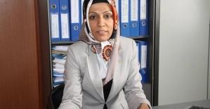AK Parti Kadın Kolları Başkanı Nurten Temiz'den Kurban Bayramı Mesajı