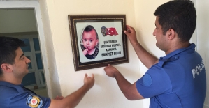 11 Aylık Şehidin Adı Kurtalan'daki Okulda Yaşatılacak