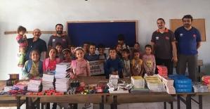 Şirvan Demirkapılı Öğrencilere Lada Garage'dan Yardım Eli