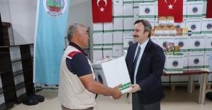 Siirt Belediyesinden Çölyak Hastalarına Gıda Yardımı
