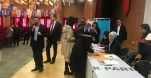 AK Parti, ilçe ve Belde Belediye Başkan Aday Adayları İçin Temayül Yaptı