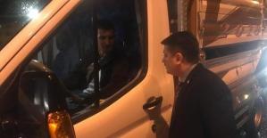 Baykan Kaymakamı Mehmet Tunç, Yol Kontrol ve Asayiş Uygulamalarını Denetledi