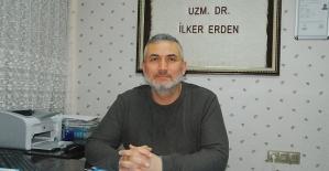 Dr. Erden, Cilt Lekelerinden Korunma Yollarını Anlattı