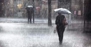 Meteoroloji'den Siirt İçin Kuvvetli Yağış Uyarısı