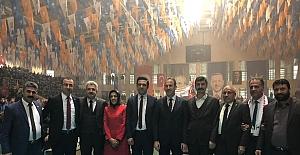 AK Parti İl Başkanı Çalapkulu'dan Teşekkür Mesajı