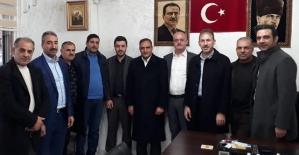 Belediye Başkan Adayı Ali İlbaş'tan STK'lara Ziyaret