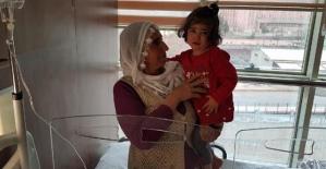 Tarım İlacı İçen 2 Yaşındaki Şeymanur Yoğun Bakımdan Çıkarıldı