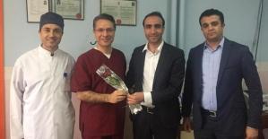 Özel Asema Hospital'da 14 Mart Tıp Bayramı Etkinliği