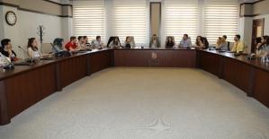 """""""Hoşgörü Satrançta Buluşuyor"""" Proje Katılımcıları Siirt Üniversitesini Ziyaret Etti"""