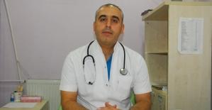 Dr. Mehmet Nezir Güllü, Tuzun Sağlığa Etkileri Hakkında Bilgi Verdi