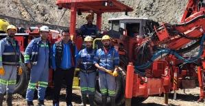 Şirvan'da İş Makinesi Operatörü Yetiştirme Kursu Sınavları Yapıldı