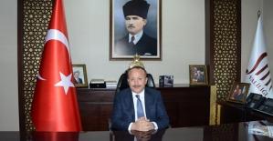 Vali Ali Fuat Atik'in '19 Mayıs Atatürk'ü Anma, Gençlik ve Spor Bayramı' Kutlama Mesajı