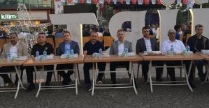 Vali Ali Fuat Atik, Vatandaşlarla İftarda Bir Araya Geldi