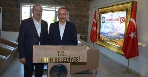 """Vali Ali Fuat Atik, """"Huzur İklimini ve Kardeşlik Hukukumuzu Daha Güçlendireceğiz."""""""