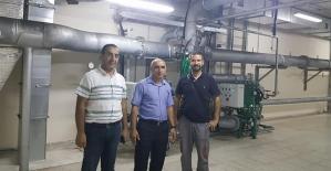 SGK İl Müdürü Abdulcelil İlbaş, Limak Alkumru Barajını Ziyaret Etti