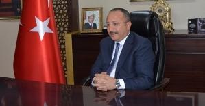 Vali Ali Fuat Atik'in '15 Temmuz Şehitlerini Anma, Demokrasi ve Milli Birlik Günü' Mesajı