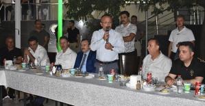 Vali Yardımcısı Ceyhun Dilşad Taşkın'a Veda Yemeği Düzenlendi