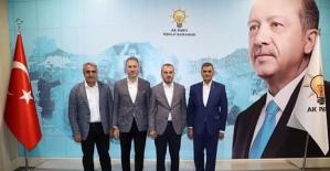 AK Parti Eruh İlçe Başkanlığına Ömer İnan Atandı