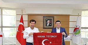 Atabağı Belediyesi Antalya Kepez Belediyesi ile Kardeş Belediye Oluyor